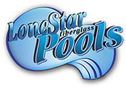 Lonestar Fiberglass Pools Logo