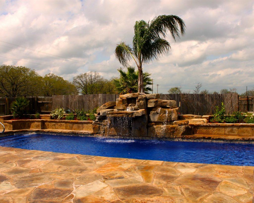 Inground Fiberglass Swimming Pools San Angelo Texas