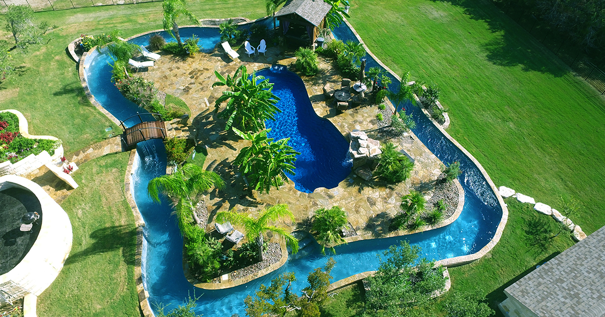 Lonestar Fiberglass Pools Largest In Ground Fiberglass Pool Manufacture