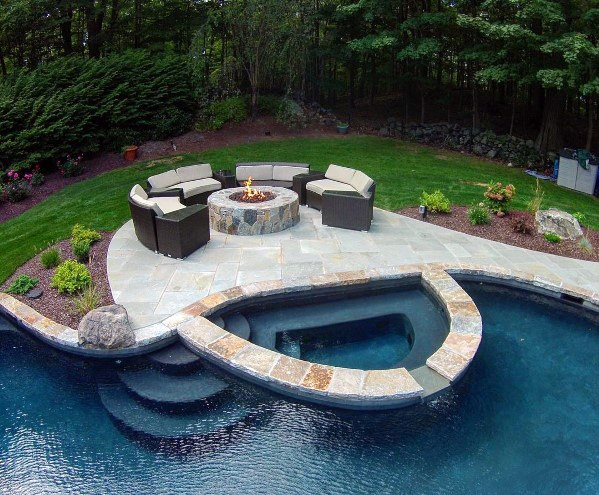 Backyard Swimming Pools 5 Ways To Have More Fun Largest In Ground Fiberglass Pool Manufacture
